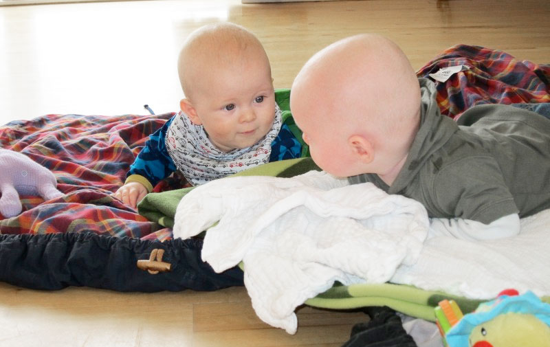 Træning for nybagte mødre