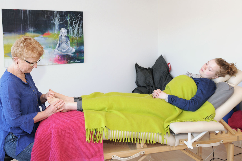 Zoneterapi i Jelling ved Bente Brudsgaard