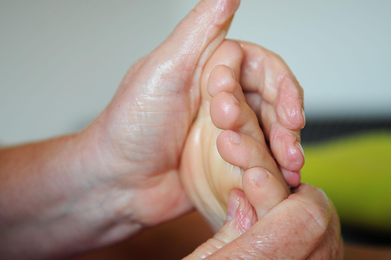 Zoneterapi afhjælper mange lidelser